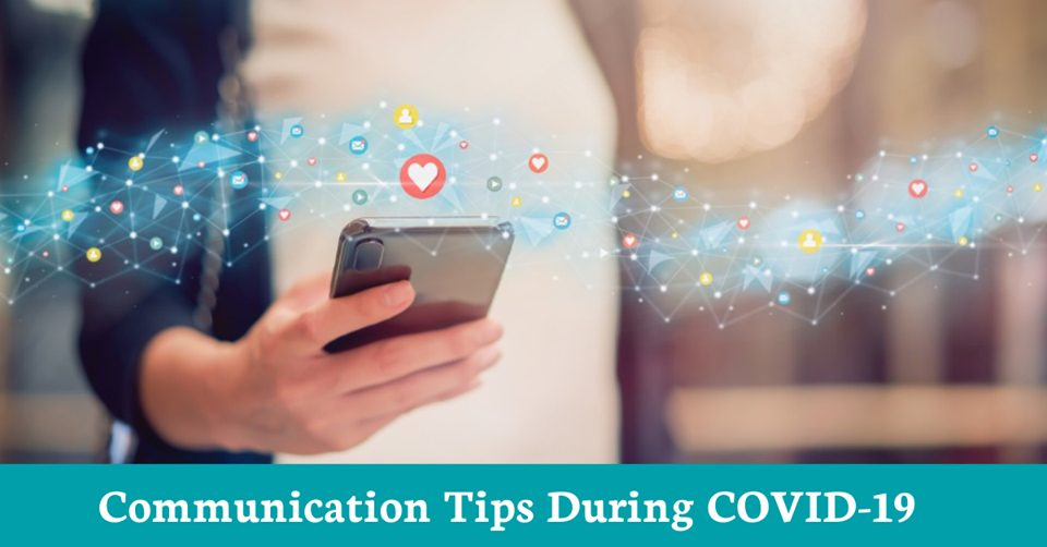 Communication During Covid